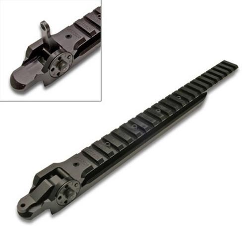 AR-15 BUIS Scout Rail