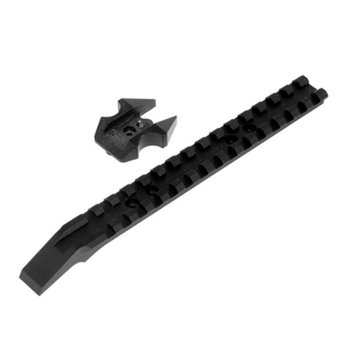 Mossberg M590A1 Safety Rail