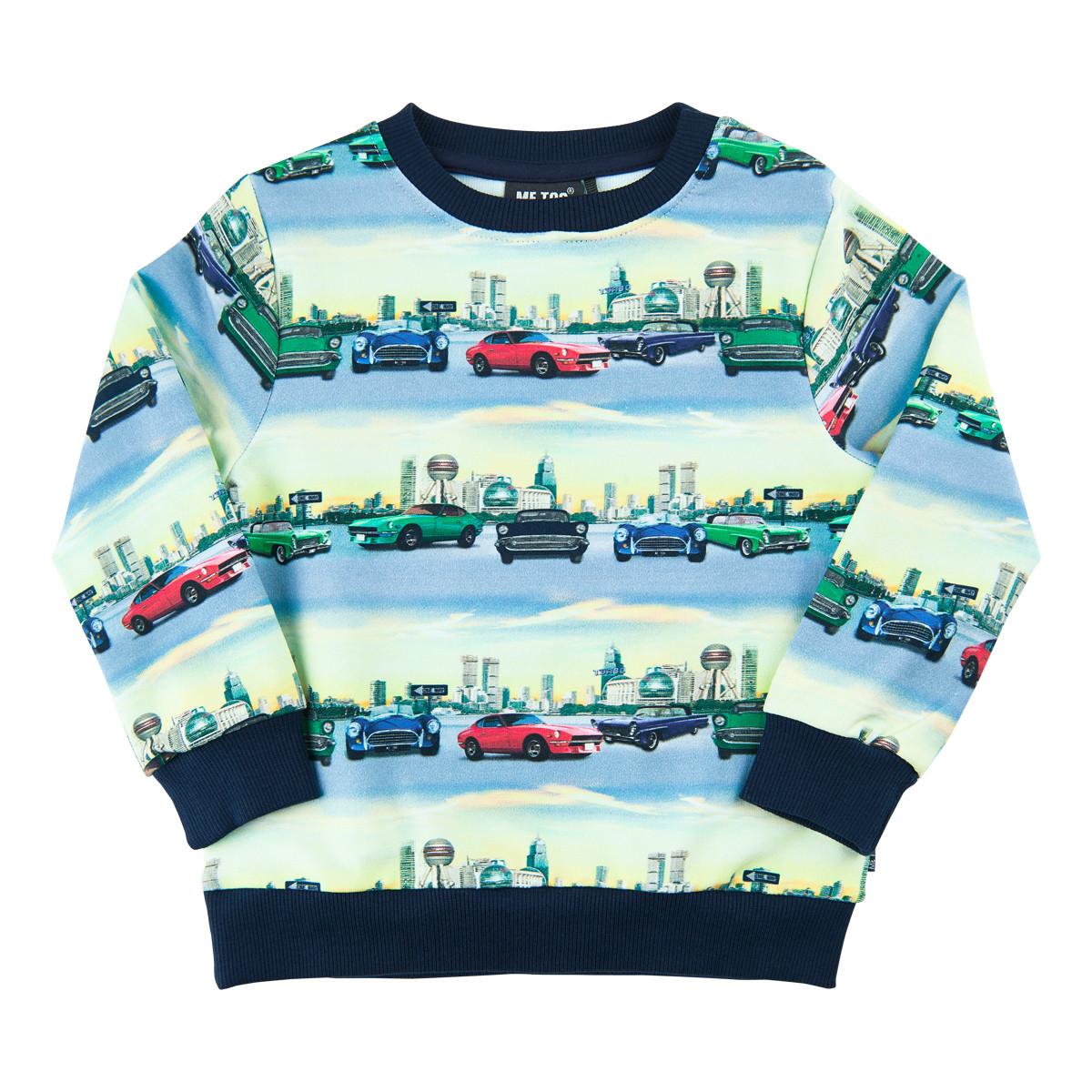 Me Too | Sweatshirt Ls Aop | 12m-24m | 630739-7721