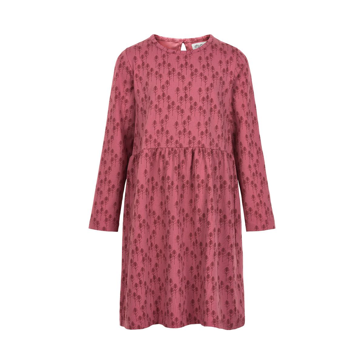 Minymo   Dress Ls Aopt   4y-14y   141094-4849
