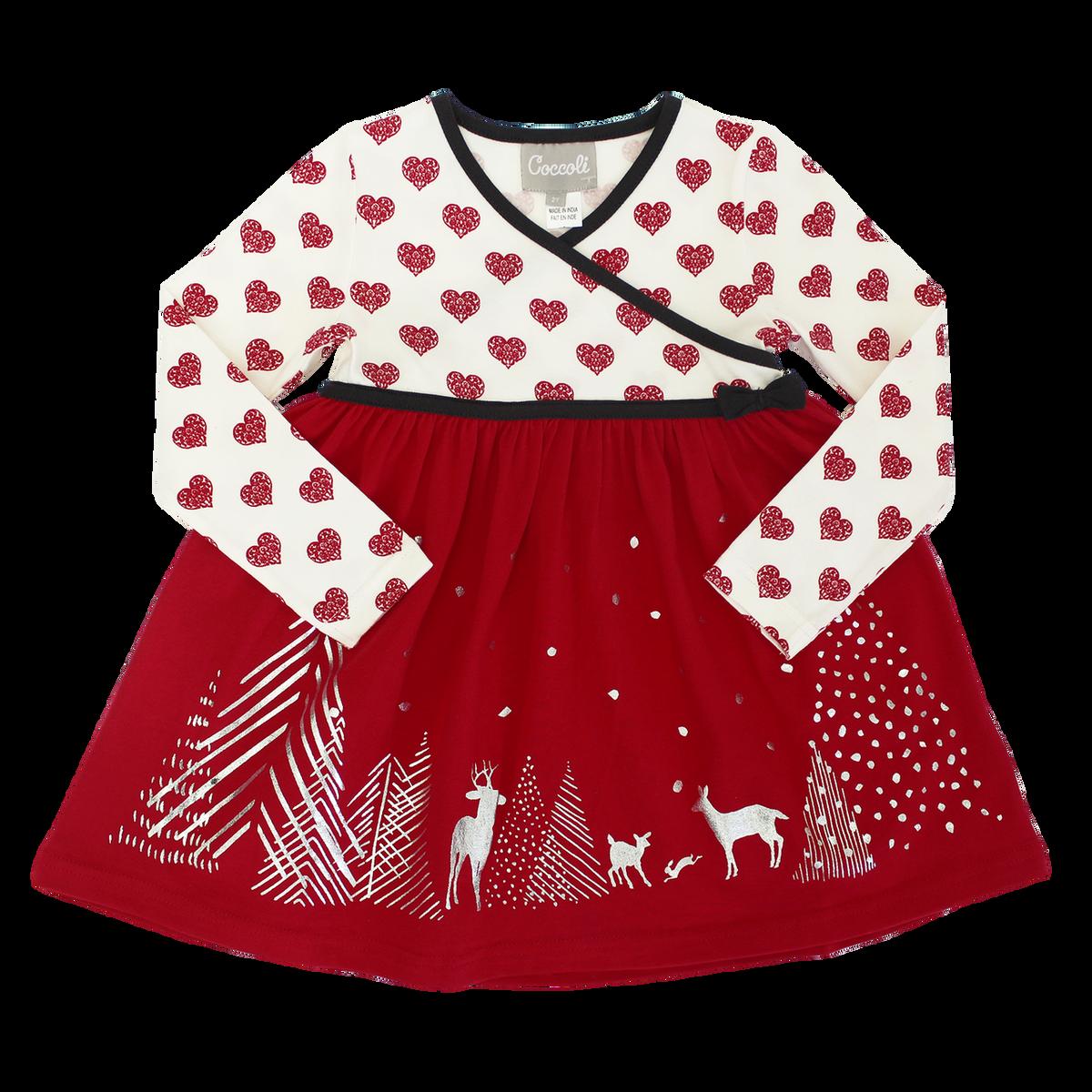 Coccoli Modal | Dress | 2 - 10y | 44104K-265