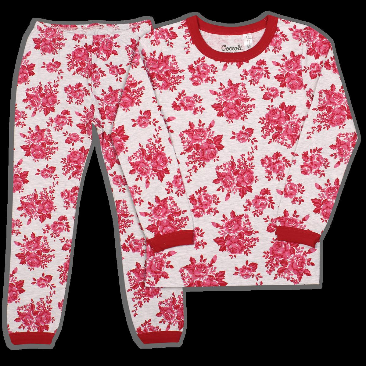 Coccoli Jersey | Pyjama | 2y-12y | TLJ4755-665
