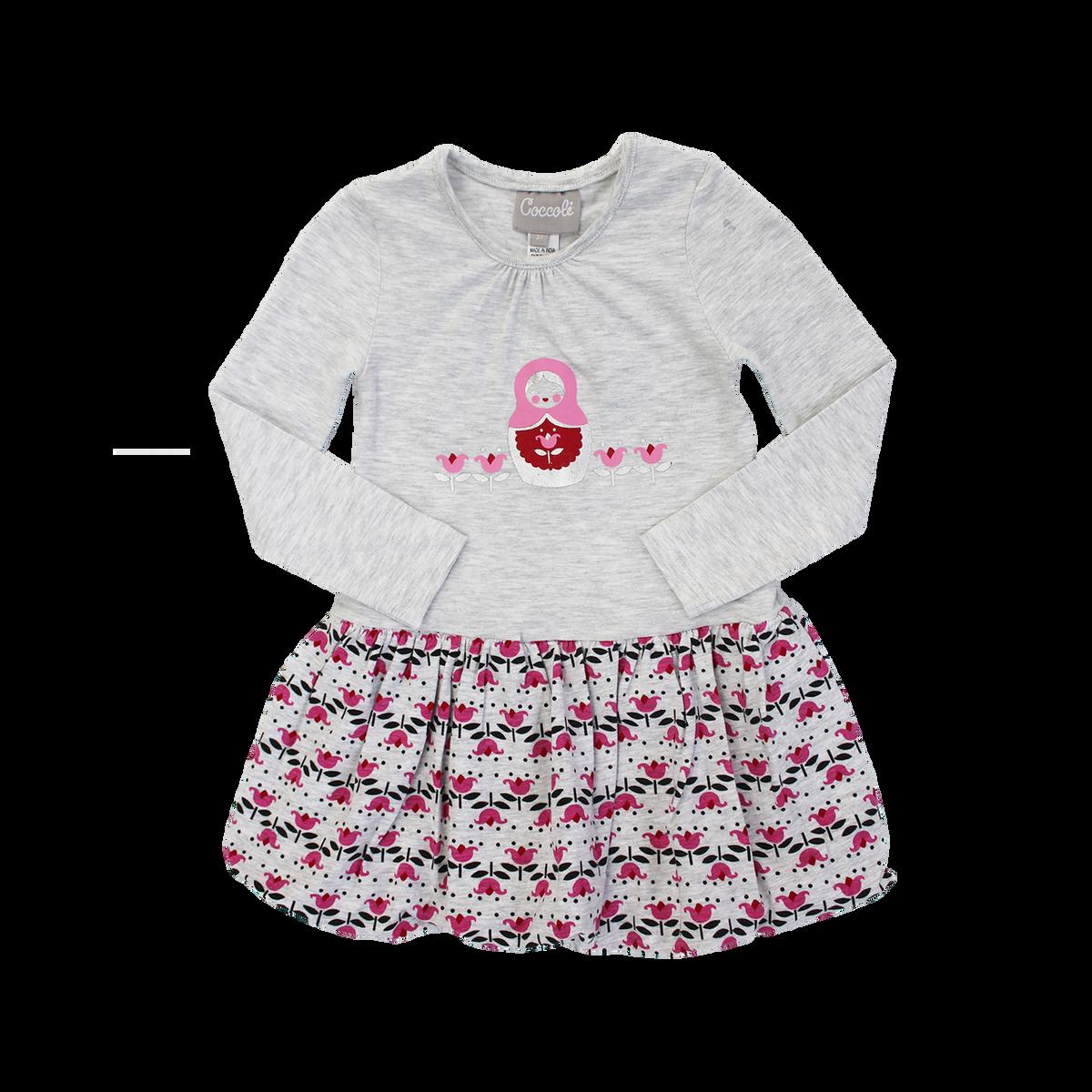 Coccoli Jersey   Dress   3 - 24m   44114-162