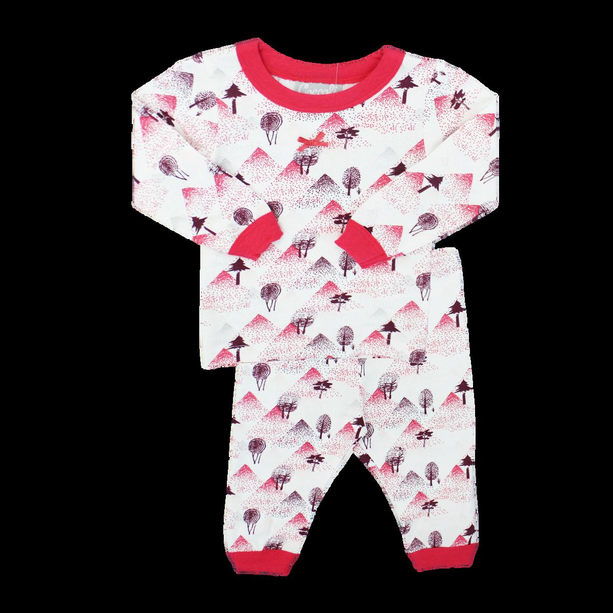 Coccoli Modal | Pyjama | 6 - 24m | ELM4304-159