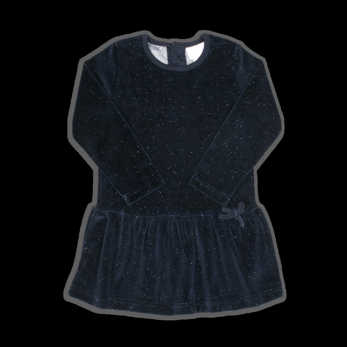 Coccoli Velour | Dress | 2y-10y | 44705K-189