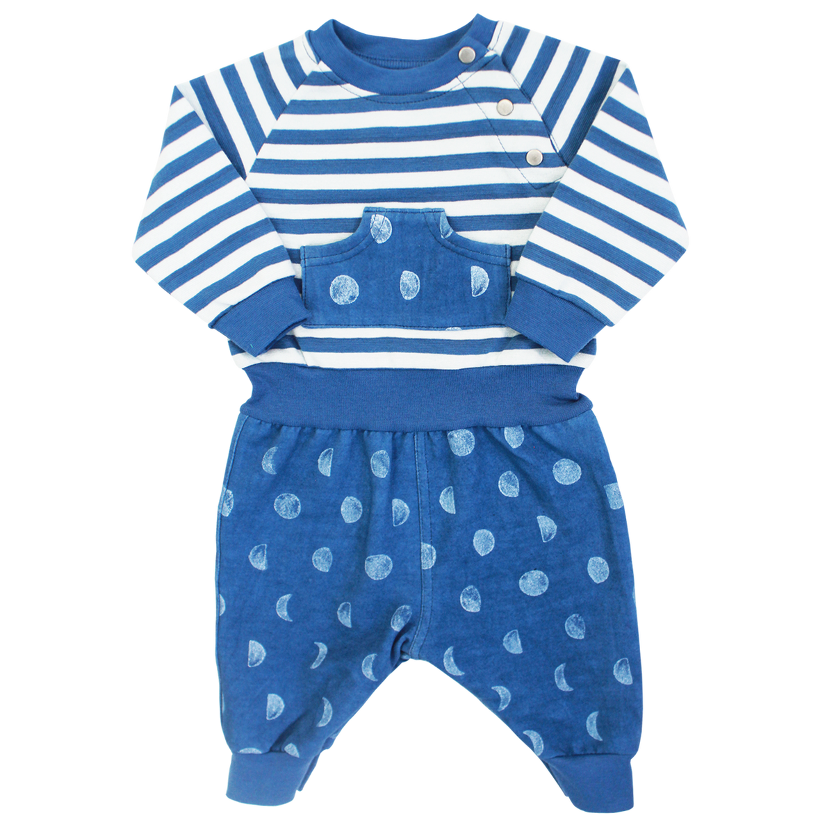 Coccoli French Terry | Jumpsuit | 3 - 24m | 64311-284