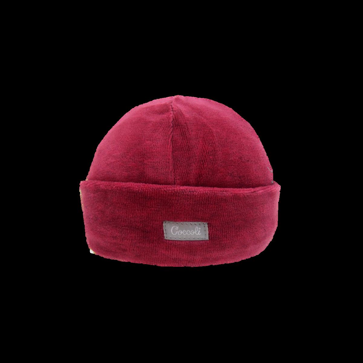 Coccoli Velour | Cap | N/1 - 9/12m | B3924-364