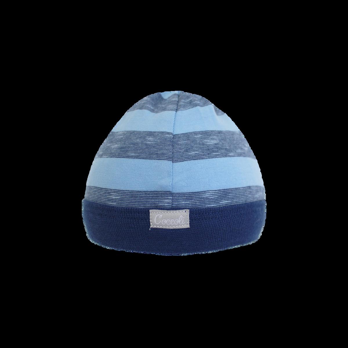 Coccoli Slub Jersey | Cap | N/1 - 9/12m | BJ4302-582