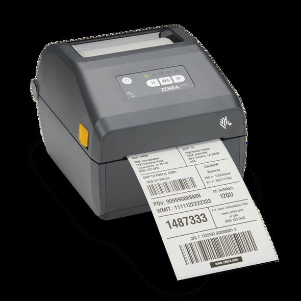 ZD4A042-301E00EZ Impresora de Cartucho Zebra TT ZD421 203dpi - BTLE5 - Ethernet En Proceso de Impresion