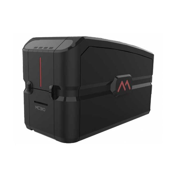 PR00300002 Impresora de Credenciales Matica MC310 - Duplex  - Imagen Lateral Izquierdo