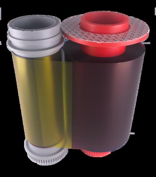 PR20307301 Cinta chromXpert YMCKO Impresion a Color - Matica MC310 - Rinde 250 Impresiones por un solo lado