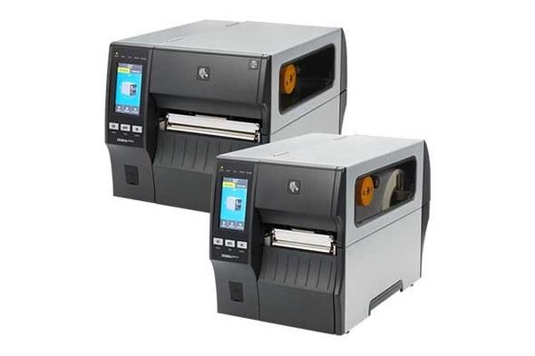 ZT41142-T450000Z Impresora Industrial Zebra ZT411 203dpi Pelador - Rebobinador