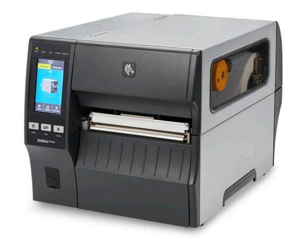 ZT42162-T01C000Z Impresora Industrial Zebra ZT421 203dpi - WiFi Lateral Izquierdo