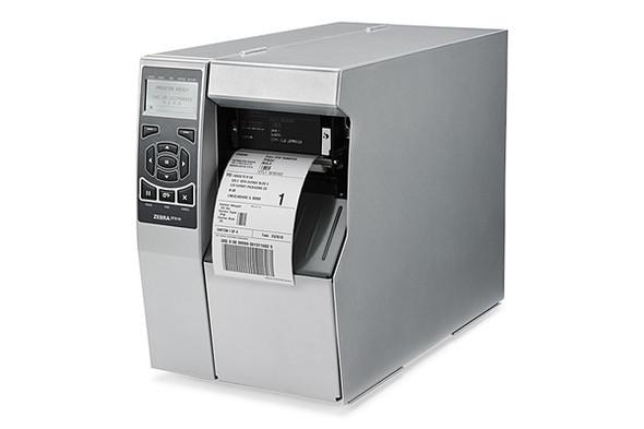 ZT51042-T110000Z Impresora Industrial Zebra ZT510 203dpi - Cortador en Proceso de Impresion