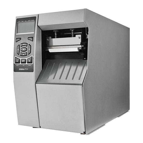 ZT51043-T01C000Z Impresora Industrial Zebra ZT510 300dpi - WiFi Lateral Izquierda