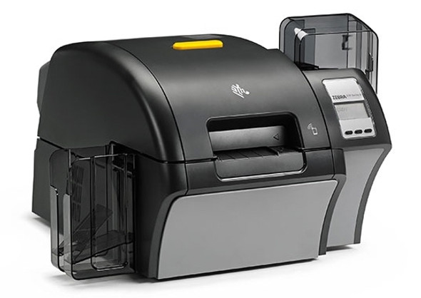 Z94-000C0000BR00 Impresora Zebra ZXP SERIES 9 Dual Laminador Principal View