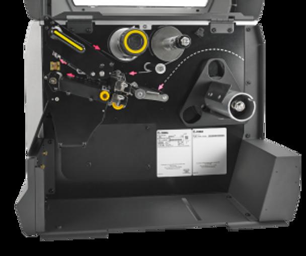 ZT62063-T01C100Z Impresora Industrial Zebra ZT620 300dpi - WiFi Tapa Abierta