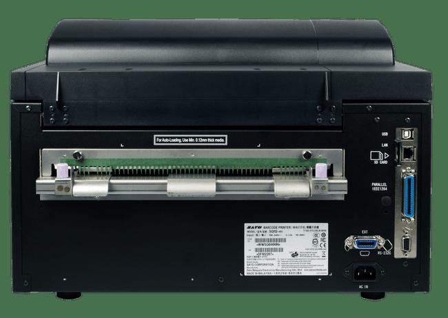 Frontal WWSG0400N Impresora Sato SG112-ex 305dpi Impresion Hasta 10 Pulgadas