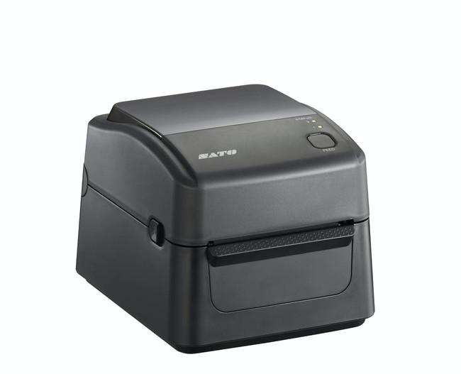 WT202-400NN-EX1 Impresora de Etiquetas TT WS408 Lateral Derecho