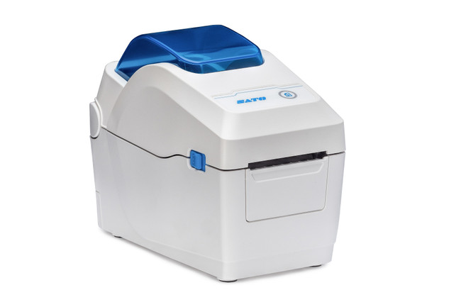 W2202-400NN-EX1 Impresora de Etiquetas WS208 203dpi Uso Clinico Lateral Derecha