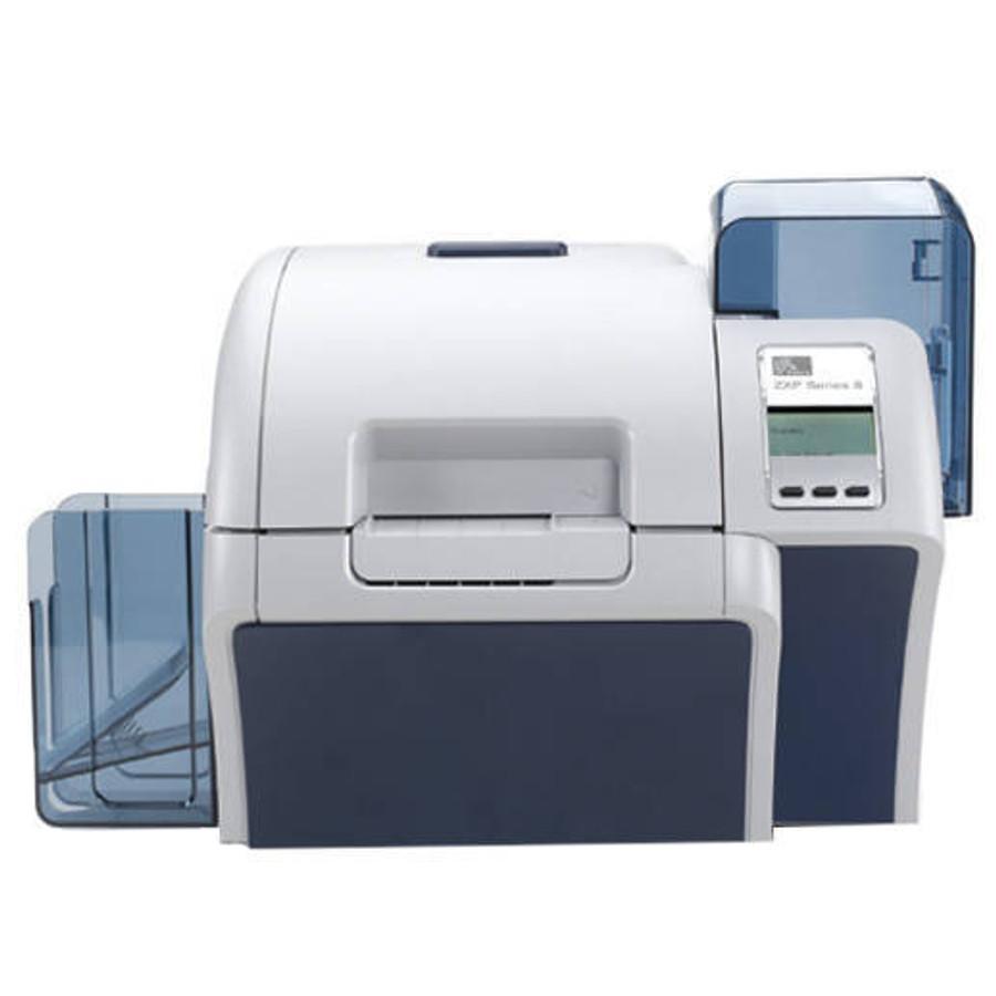 Impresora de Tarjeta Bancaria Zebra ZXP 8 Impresion Dual Z82 000C0000US00