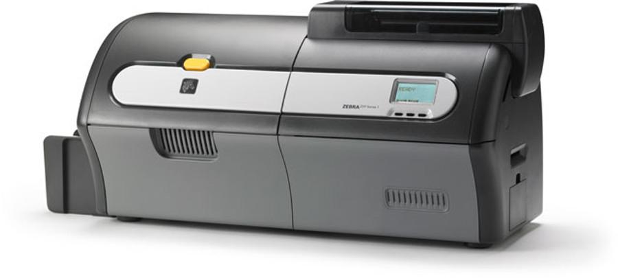 Impresora de Identificaciones PVC Zebra con Impresion y Laminacion Dual ZXP 7 Z73 000C0000US00