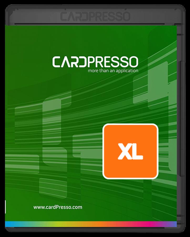 Actualizacion Electronica Cardpresso XXS a XL CPXXSTOXLLA