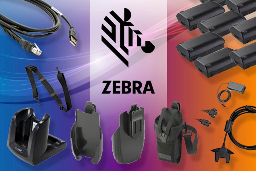 Cradles and Chargers CRD-MC33-4SC4BC-01 Zebra MC33 5SLOT CHARGE  MC3300 Gun Standard
