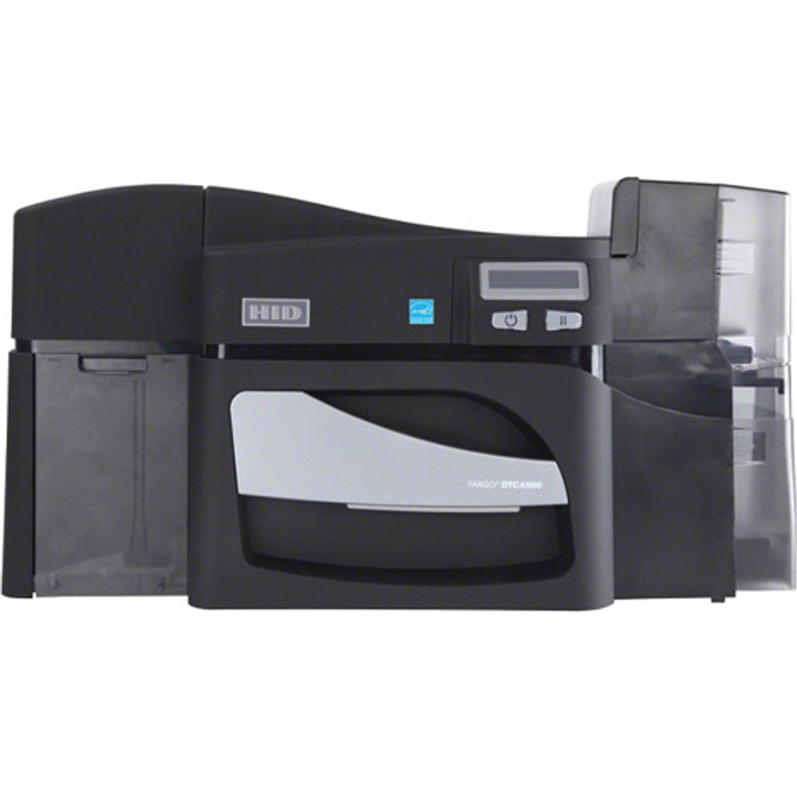 55000 Impresora Fargo DTC4500e Simplex USB Sin Opciones