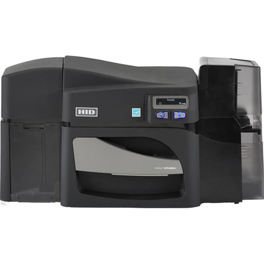 55420 Impresora Fargo DTC4500e Duplex USB ETHERNET Laminacion Simplex