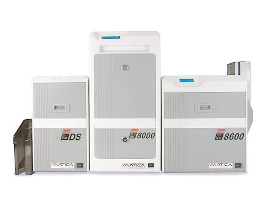 PR000258 Impresora de Tarjetas de Identificacion Laser LCP8000 Matica