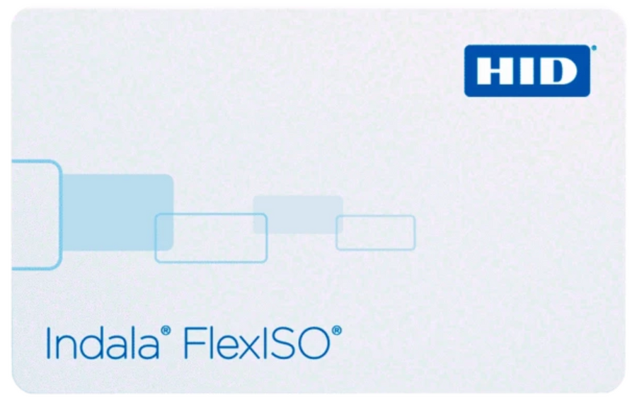 FPISO-SSSCNA-0000 HID Tarjeta Indala FlexISO 30 Sin Banda Magnetica