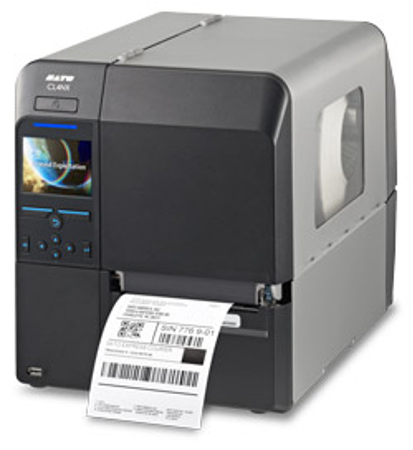 WWCLP3D01-NAR Impresora Sato CL424NX PLUS 609dpi, con RTC, HF RFID, Dispensador y Rebobinador