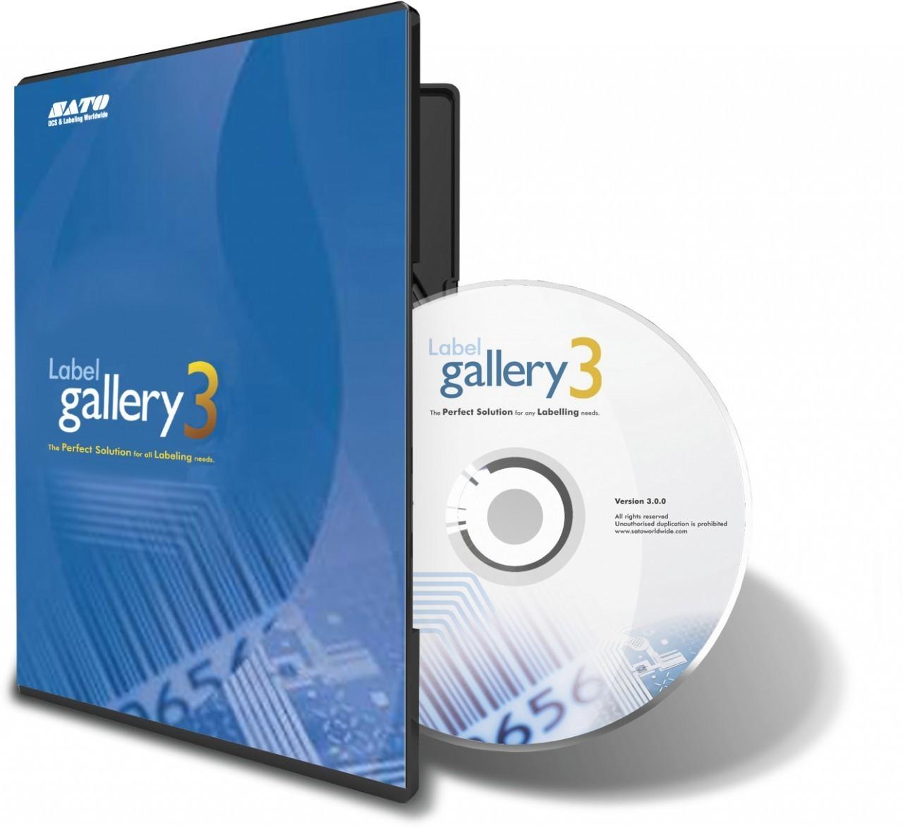 Label Gallery Descontinuado
