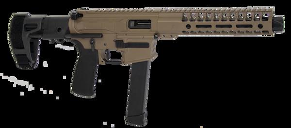 ADEP - ATAC DEFENSE ENHANCED PISTOL 8.5 - 9mm Glock