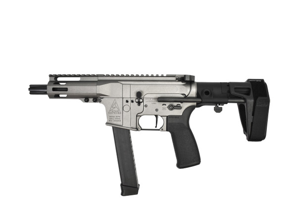 ADEP - ATAC DEFENSE ENHANCED PISTOL 4.5 - 9mm Glock