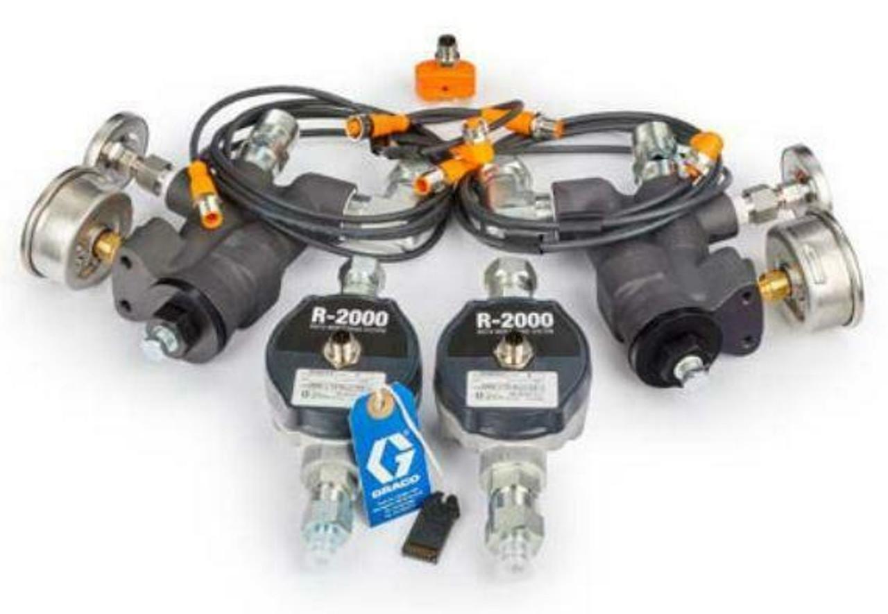 Graco Flow Meter Kit For Reactor E-30 elite models