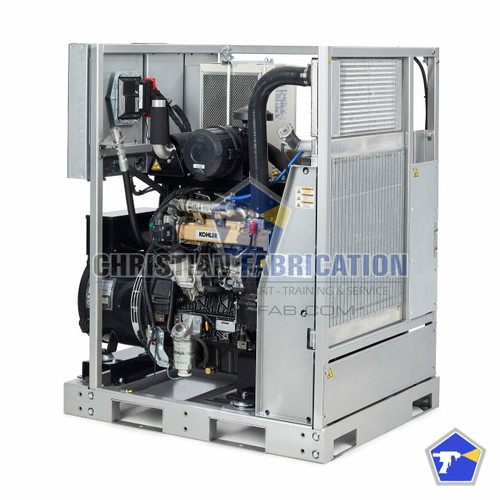 Graco Integrated PowerStation 35cfm air compressor