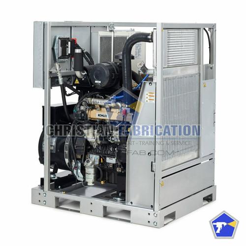 Graco Integrated PowerStation, no air compressor