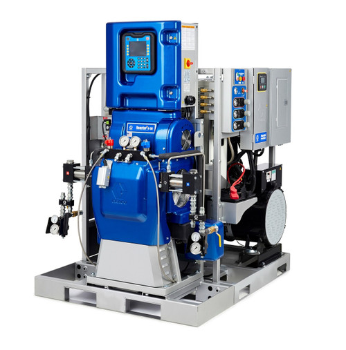 Graco Powerstation Package