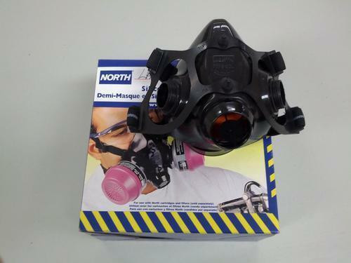 North 7700 Half Mask Respirator (Med)