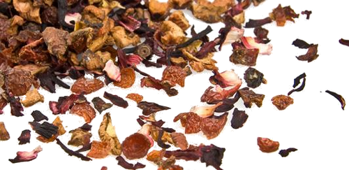 spiced apple chai