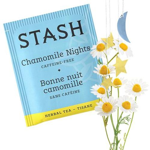 Stash Chamomile Nights Herbal Tea