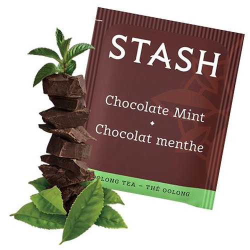 Stash Chocolate Mint Oolong Teabags