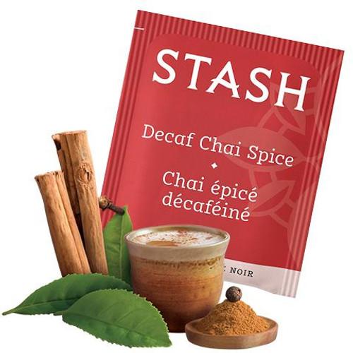 Stash Decaf Chai Spice Tea Bags