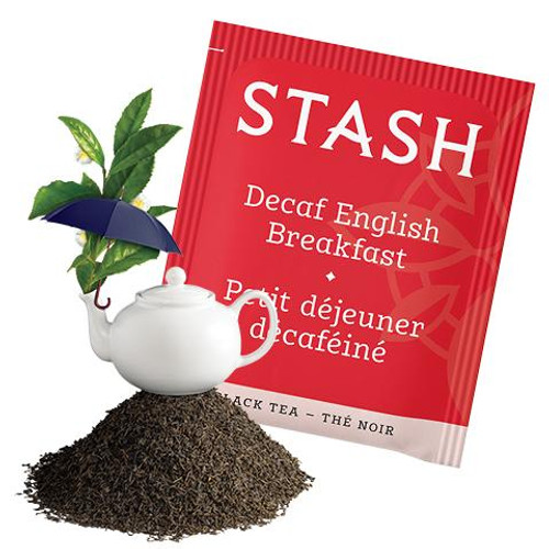 Stash Decaf English Breakfast Black Tea Bags