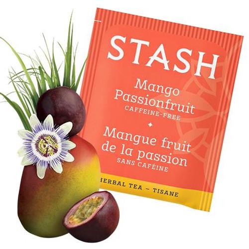Stash Mango Passionfruit Herbal Tea Bags