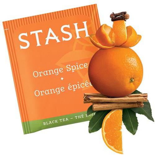 Stash Orange Spice Black Tea