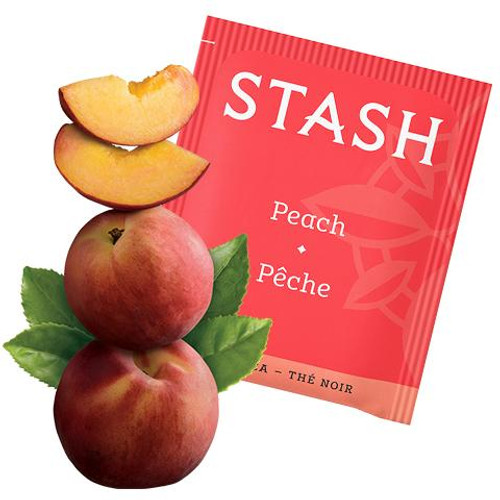 Stash Peach Black Tea