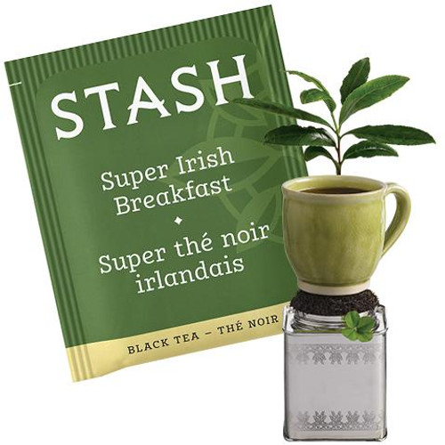 Stash Super Irish Breakfast Black Tea bags